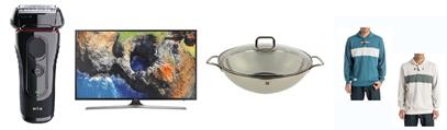 Bild zu Die eBay WOW Angebote in der Übersicht, z.B. Samsung UE55MU6199UXZG EEK A 140 cm (55″) 4K TV für 666,00€