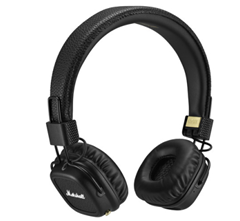 Bild zu Marshall Major II Bluetooth On-Ear-Kopfhörer für 73,39€
