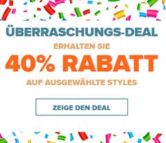 Bild zu [Super – nur noch heute] Crocs: 40% Rabatt auf ausgewählte Modelle + 30% Extra-Rabatt ab 50€ dank Gutschein