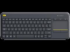 LOGITECH-K400-Plus-Tastatur