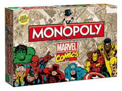 Monopoly-Marvel-Comics-(Retro-Edition)
