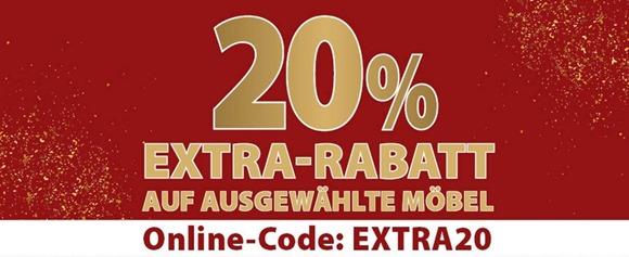 Bild zu Dänisches Bettenlager: 20% Extra-Rabatt auf ausgewählte Artikel