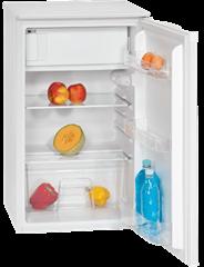 BOMANN-KS-163-WEISS-Kühlschrank-(164-kWh--A-----Weiß)