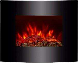 el fuego aarau elektrokamin mit heizfunktion und kaminfeuer effekt ab 74 99. Black Bedroom Furniture Sets. Home Design Ideas