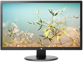 HP 24oh   61 cm  24 Zoll   LED  Full HD  2 ms  HDMI bei notebooksbilliger.de