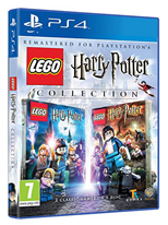 Bild zu Lego Harry Potter Collection (Years 1-4 & 5-7) (PS4) für 18,50€
