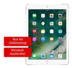 Bild zu [wieder da] APPLE iPad 32GB Wi-Fi + Cellular 2017 (einmalig 4,99€) inkl. 10GB LTE Datenvolumen im Telekom Netz für 19,99€/Monat