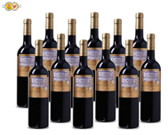 Bild zu Weinvorteil: 12 Flaschen des goldprämierten Calle Principal – Edición Limitada – Vino de la Tierra Castilla für 45€
