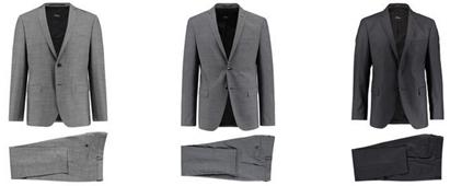 Bild zu 3 verschiedene s.Oliver Anzüge für je 79,90€ inklusive Versand