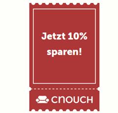 Bild zu cnouch.de: 10% Rabatt auf alles dank Gutscheincode