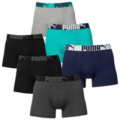 Bild zu Puma Herren Boxershorts 6er Pack für 29,99€ inkl. Versand (Vergleich: 34,99€)