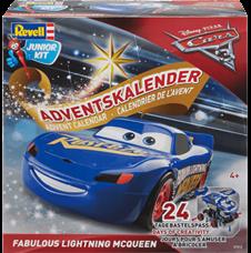 REVELL-01012-Cars-3-Adventskalender