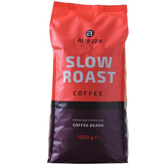 Bild zu 3 kg Kaffeebohnen Altezza Slow Roast Coffee (3 x 1 kg) für 29,99€