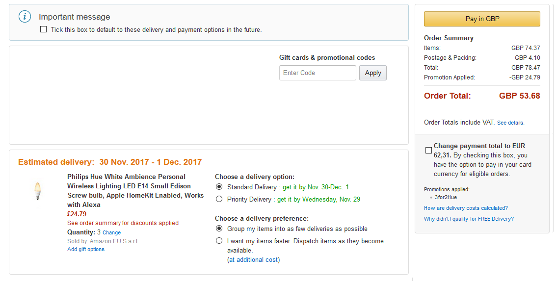 amazon co uk bezahlen ohne kreditkarte