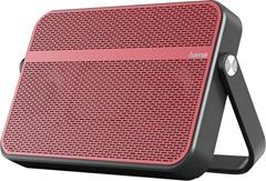 Hama-Bluetooth-Lautsprecher-Blade-spritzwassergeschuetzt-AUX-Rot-Schwarz
