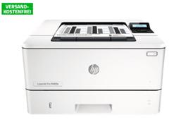 Bild zu HP LaserJet Pro M402n Laserdrucker s/w C5F93A für 119,90€