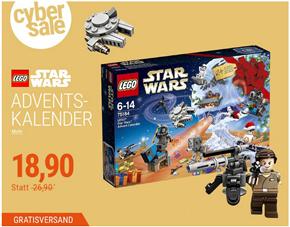 Bild zu LEGO Star Wars Adventskalender 75184 (2017) für 18,90€