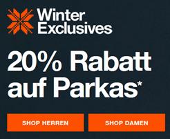 Bild zu Superdry: 20% Rabatt auf Parkas + kostenlose Lieferung