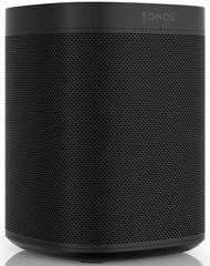 SONOS One Aktiver Multimedia Lautsprecher schwarz   Euronics