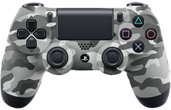 SONY-PS4-Wireless-DualShock-4-Controller-Camouflage--Gamepad