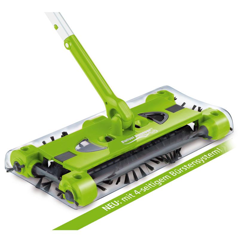 Bild zu Akkubesen Swivel Sweeper G2 mit Ellenbogengelenk für 24,99€