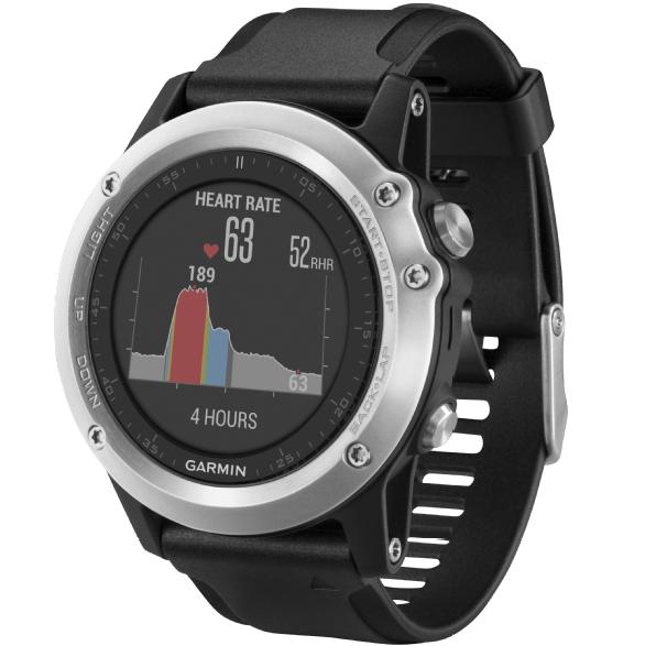 Bild zu GPS-Sportuhr Garmin Fenix 3 mit Herzfrequenzmessung für 229€ (Vergleich: 278,10€)