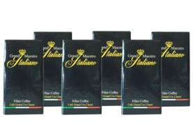 Grand Maestro Italiano   GEMAHLEN  500 Gramm    Kaffeevorteil.de