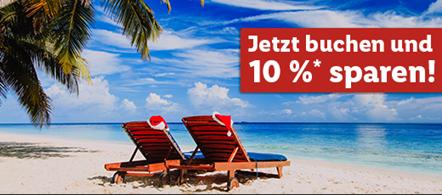 Bild zu Lidl-reisen: heute buchen und 10% sparen