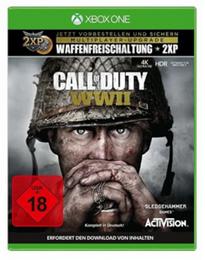 Bild zu Call of Duty: WWII (Xbox One) für 39,99€