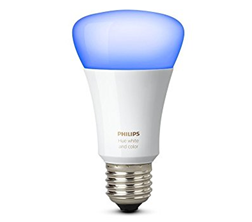 Bild zu Hue Angebote in Spanien, so z.B. Philips Hue White & Color Ambiance E27 LED Lampe Erweiterung, 3. Generation für 37,03€