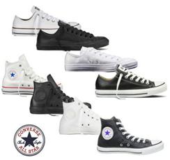 Bild zu Converse Chucks Taylor All Star HI/Low Leather Sneaker für je 42,46€ (nur eBay Plus Mitglieder)