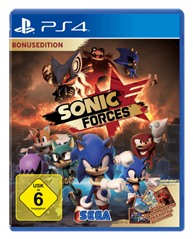 Bild zu Sonic Forces Bonus Edition (PS4 / Switch) für je 16,99€