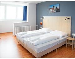 Bild zu 2 Übernachtungen für 2 Personen (+ 2 Kinder) in einem A&O Hotel in Prag für 44,98€