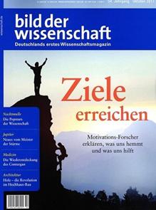 """Bild zu [Super] 12 Monate (13 Ausgaben) """"Bild der Wissenschaft"""" für 111,52€ (106,52€ bei Bankeinzug) mit bis zu 110€ Prämie"""