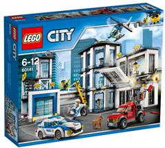 LEGO 60141 City Polizeiwache  Konstruktionsspielzeug