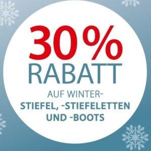 Roland Schuhe: 30% Rabatt auf alle Stiefel, Stiefeletten und
