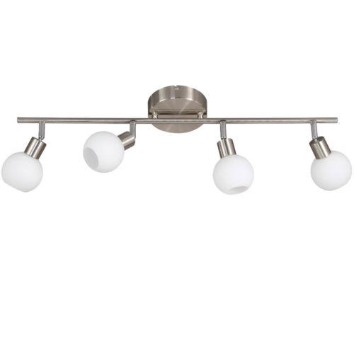 Bild zu 4-flammige LED-Deckenleuchte Wofi Nois für 19,99€