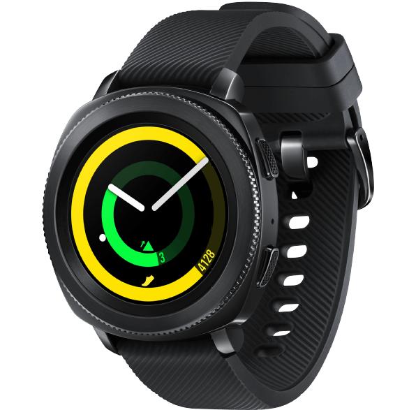 Bild zu Smartwatch Samsung Gear Sport für 249€