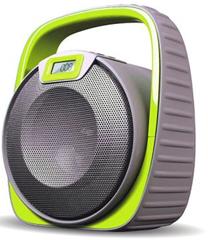 SDigital X 2808 Submarine Bluetooth Lautsprecher wasserdicht grün grau
