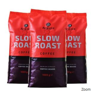 Bild zu 3 kg Kaffeebohnen Altezza Slow Roast Coffee für 29,99€ inkl. Versand