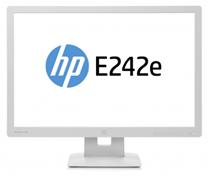 Bild zu HP EliteDisplay E242e LED-Monitor (24″) (IPS, Pivot, HDMI, Displayport, 7ms Reaktionszeit) für 185€