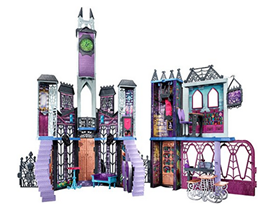 Bild zu Monster High Mega Monsterschule (CJF48) für 50€