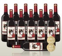 Bild zu 12 Flaschen Cepunto Oro Tempranillo für 35,90€