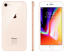 Bild zu Apple iPhone 8 (64GB) gold für 616€