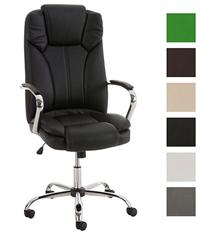 Bild zu CLP XXL Bürostuhl XANTHOS mit Kunstleder-Bezug (max. belastbar bis 210 kg) für 99,99€