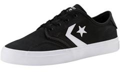 Bild zu CONVERSE Sneaker Zakim OX schwarz für 35€