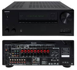 Bild zu Onkyo TX-NR676E AV-Neztwerk-Receiver (7.2-Kanal, Multiroom-fähig) für je 369€