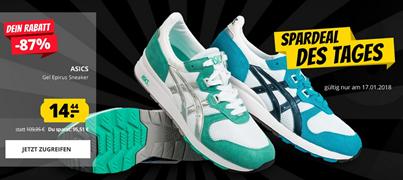 Bild zu SportSpar: Deal des Tages – ASICS Gel Epirus Sneaker für je 18,39€