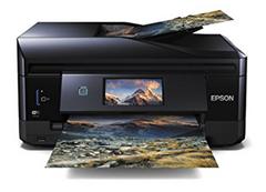 Bild zu Epson Expression Premium XP-830 Tintenstrahl-Multifunktionsdrucker (Scanner, Kopieren, Fax) für 111€