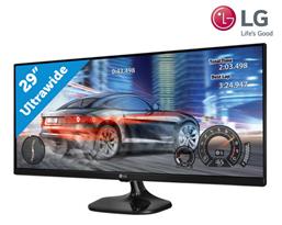 Bild zu LG 29UM58-P (29 Zoll) Full-HD Monitor (2x HDMI, 5 ms Reaktionszeit) für 198,90€